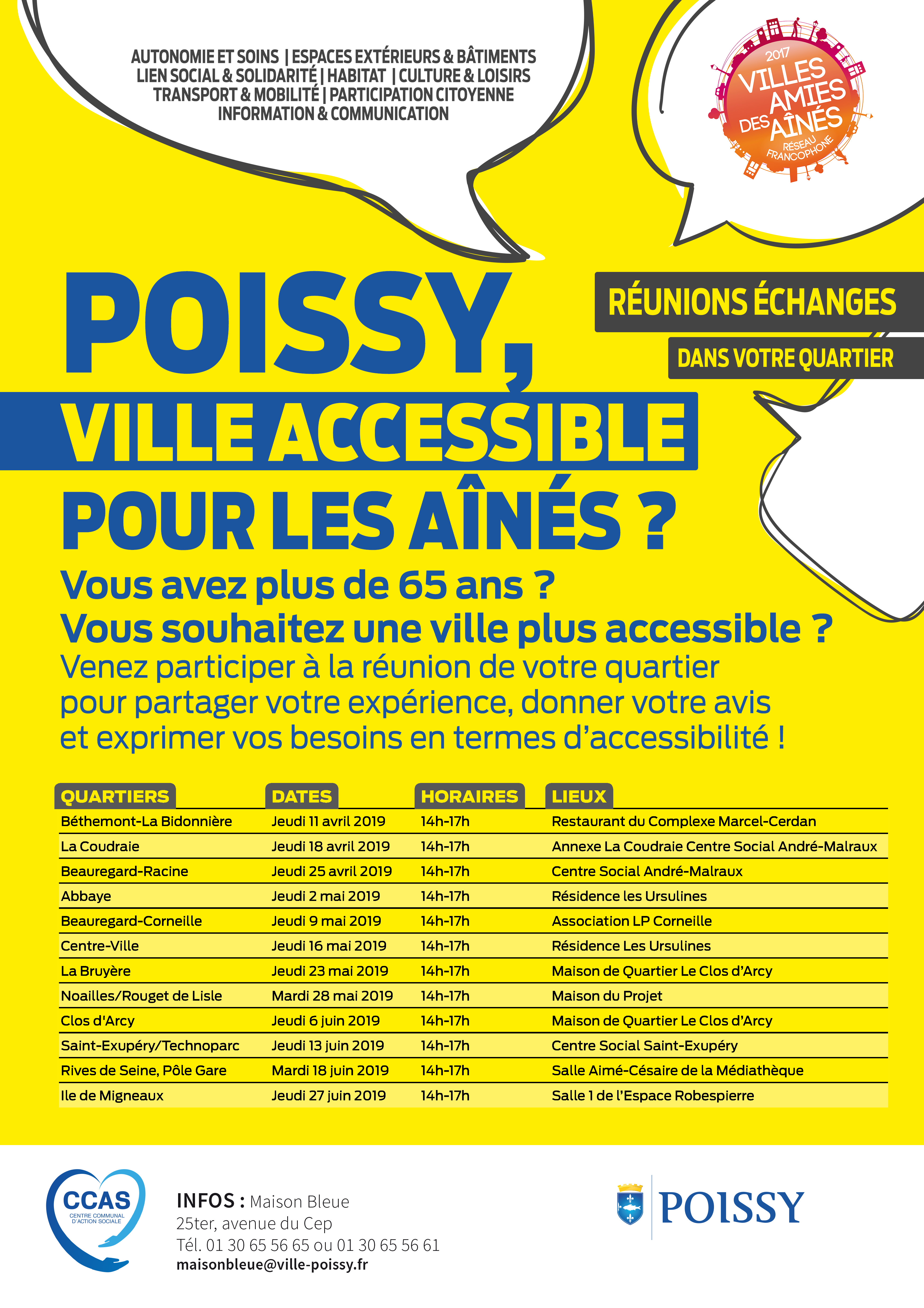 AffA3 Poissy ville accessible