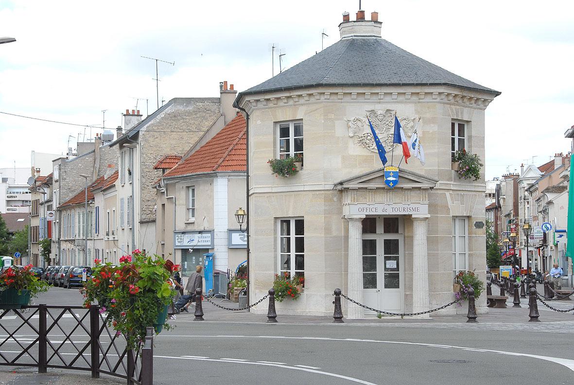 L 39 octroi ville de poissy - Office de tourisme poissy ...