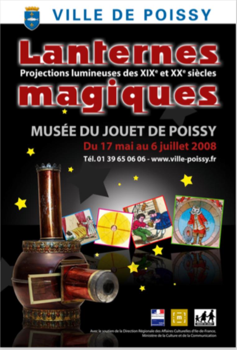 Cette Exposition A été Produite Avec Les Collections Du Musée Du Jouet, Et  Celles De Lu0027association Praximage, Permettant De Retracer La Passionnante  ...