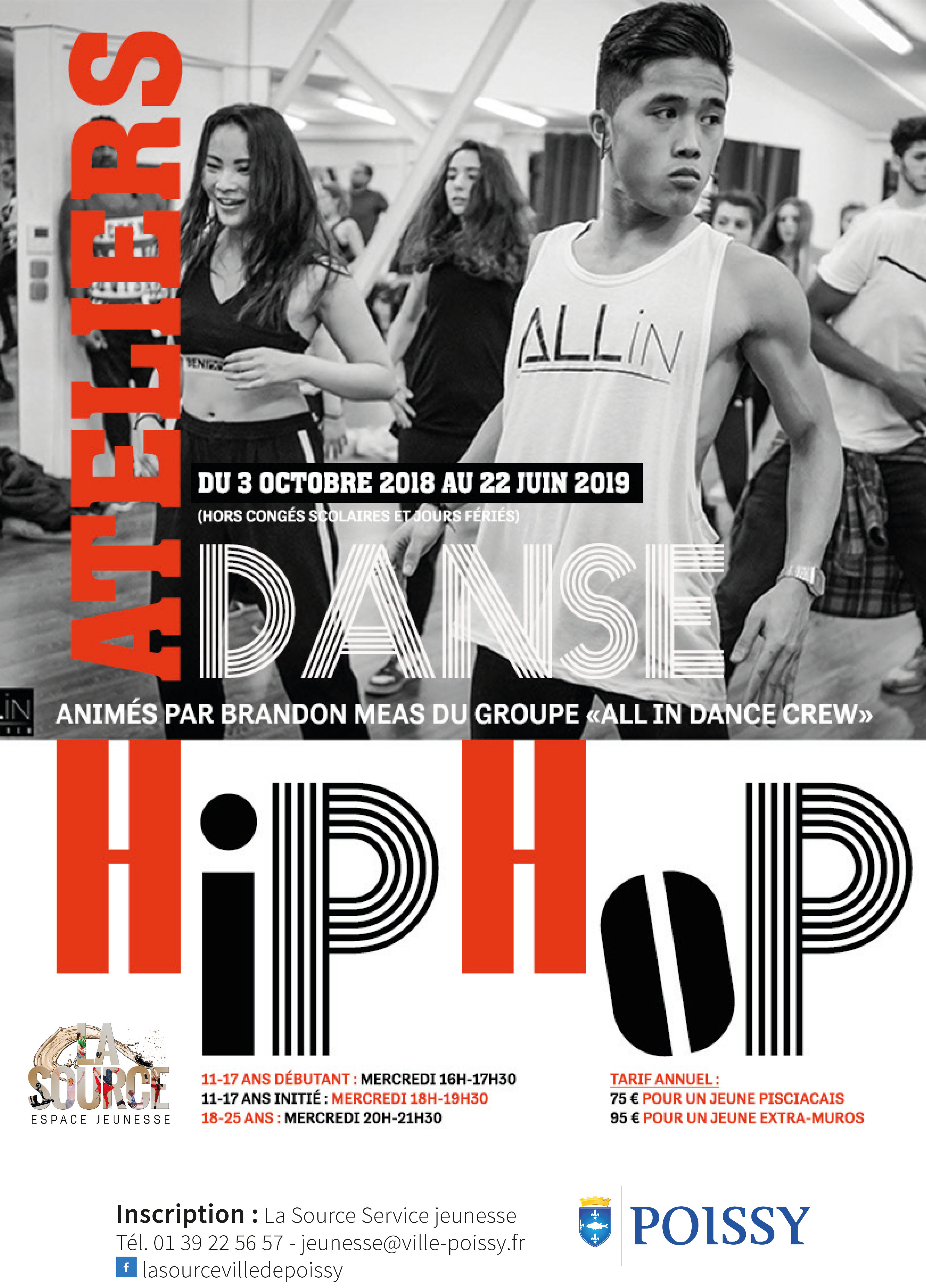 A3 Ateliers hiphop