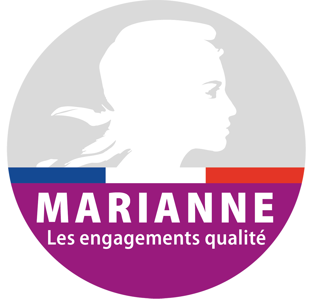 Logo Label Marianne