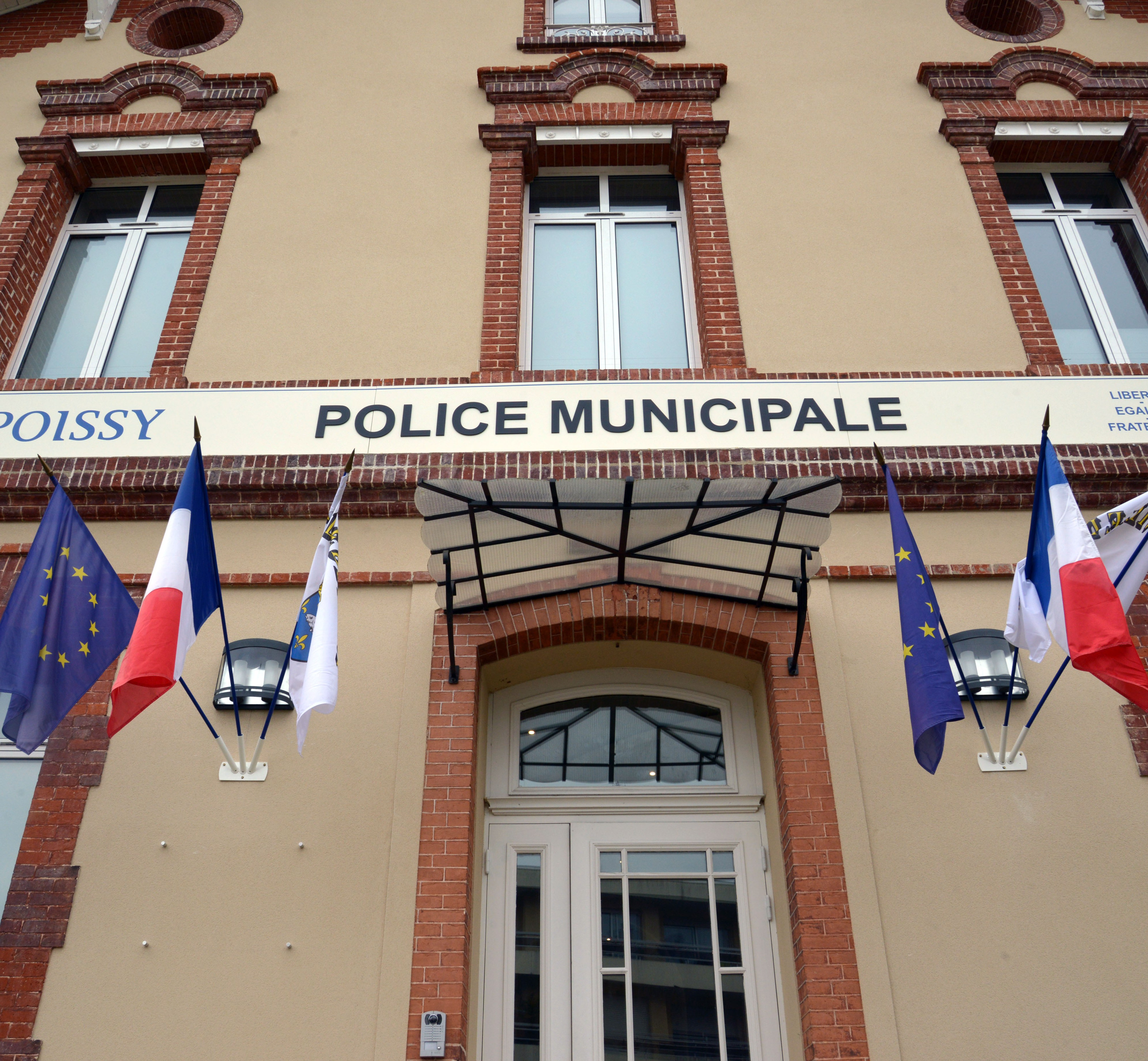 Inauguration Maison PM Police Municipale Photo Franck Stromme Service Communication 2015 086