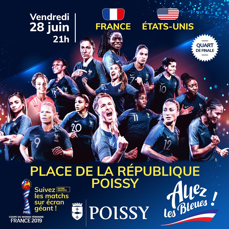 Coupe du monde de football f minin france tats unis - Coupe du monde de football feminin ...
